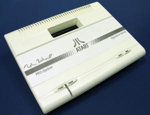 Atari 7800 Nolan Bushnell Signature Series (eBay auction)