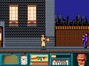 Dick Tracey Screenshot