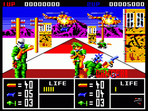 Operation Thunderbolt Screenshot