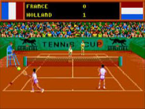 Tennis Cup 2 Screenshot