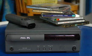 Philips CD-i console