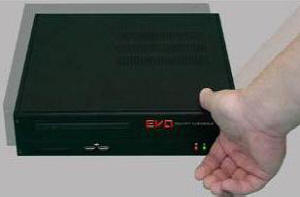 EVO Smart Console - Promotional Picture