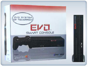 EVO Smart Console Packaging
