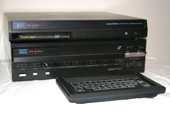Rdi Halcyon Video Game Console Library